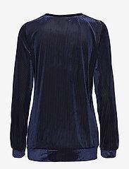 Ida Sjöstedt - Essie Sweater - sweatshirts - navy - 1