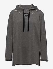 Ida Sjöstedt - Frey Sweater - hoodies - grey - 0