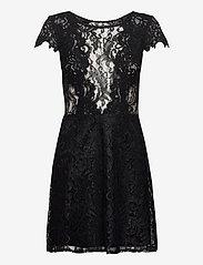 Ida Sjöstedt - Leith Dress - bodycon-kjoler - black - 0
