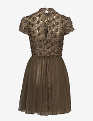 Ida Sjöstedt - Sandy Dress - krótkie sukienki - olive - 2