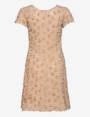 Ida Sjöstedt - Sierra dress - cocktail-kjoler - beige - 2