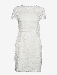 Ida Sjöstedt - Variety Dress - bodycon-kjoler - ivory - 1