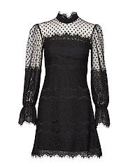Brie Dress - BLACK