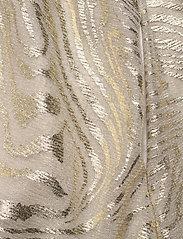 Ida Sjöstedt - Cat Shorts - casual shortsit - grey/gold - 3