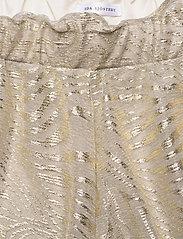 Ida Sjöstedt - Cat Shorts - casual shortsit - grey/gold - 4