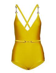 Celine Swimsuit - YELLOW