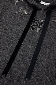 Ida Sjöstedt - Frey Sweater - hoodies - grey - 2