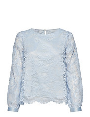 Janice Top - LIGHT BLUE