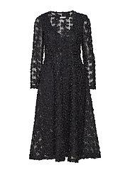 Luanne Dress - BLACK