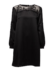 Lula Dress - BLACK