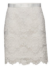 Minnie Skirt - Ivory