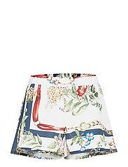 Olive Shorts - MULTI