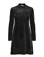 Selena Dress - BLACK