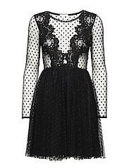 Tang Dress - BLACK
