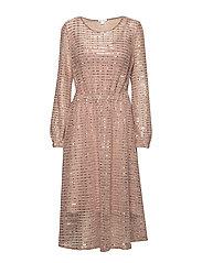 Universe Dress - CHAMPAGNE