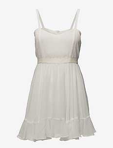Alisha Dress - Ivory