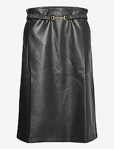 Bailey Skirt - midi rokken - black