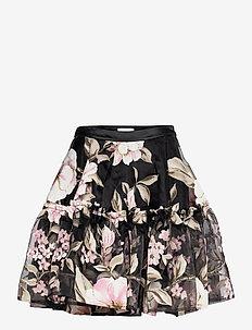 Birdie Skirt - korte rokken - black/pink