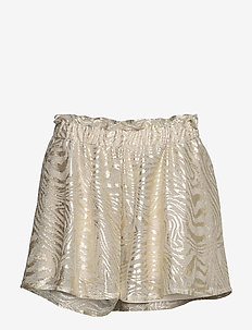 Cat Shorts - casual szorty - grey/gold