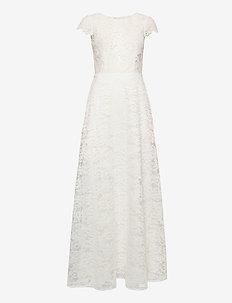 Estelle Dress - trouwjurken - ivory