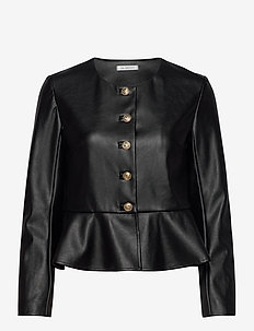 Evie Jacket - BLACK