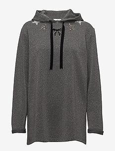 Frey Sweater - hupparit - grey