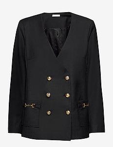 Issa Jacket - ulljakker - black