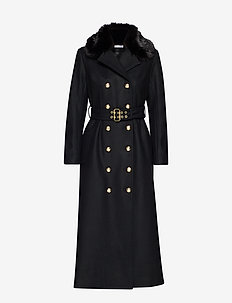 Jules Coat - BLACK