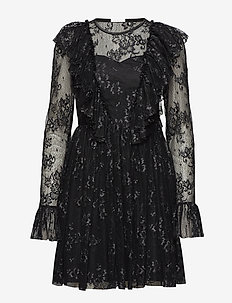 Lucky Dress - BLACK/SILVER