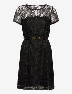 Maya Dress - cocktail-kjoler - black