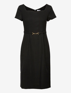 Michelle Dress - cocktail-mekot - black