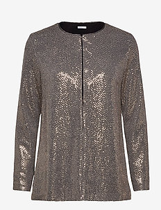 Mystic Jacket - blazer - dark gold