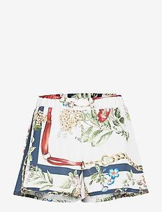 Olive Shorts - casual korte broeken - multi