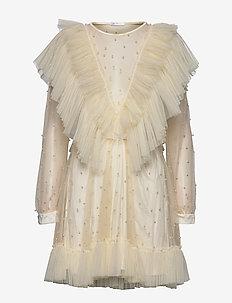 Paige Dress - korte kjoler - cream