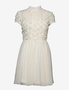 Sandy Dress - korte kjoler - ivory