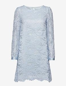Sasha Dress - spetsklänningar - light blue