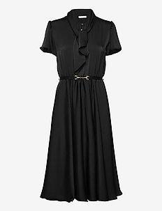 Taylor Dress - cocktail-kjoler - black