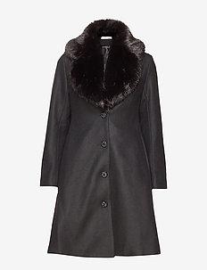 Tracey Coat - BLACK