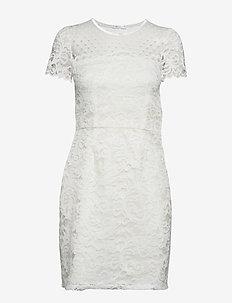 Variety Dress - bodycon-kjoler - ivory