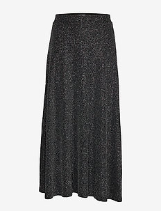 Zenith Skirt - maxi röcke - black/multi