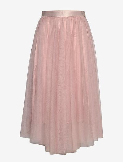 Flawless Skirt - midi skjørt - dusky pink