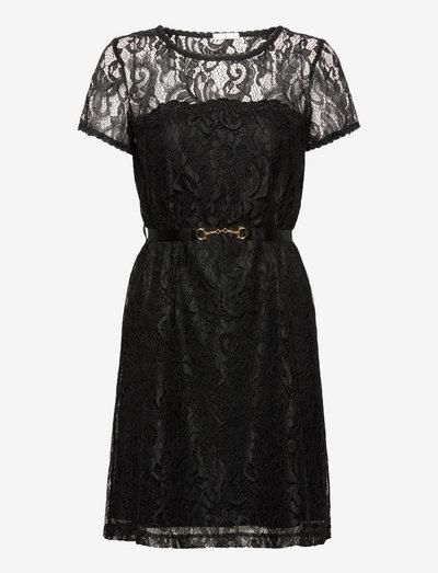 Maya Dress - cocktailkjoler - black