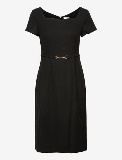 Michelle Dress - cocktailkjoler - black