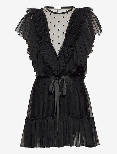Nathalie Dress - feestjurken - black