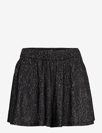 Steam shorts - korte nederdele - black