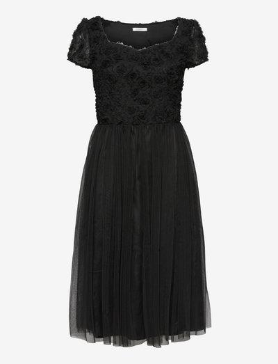 Yasmina Dress - festkjoler - black