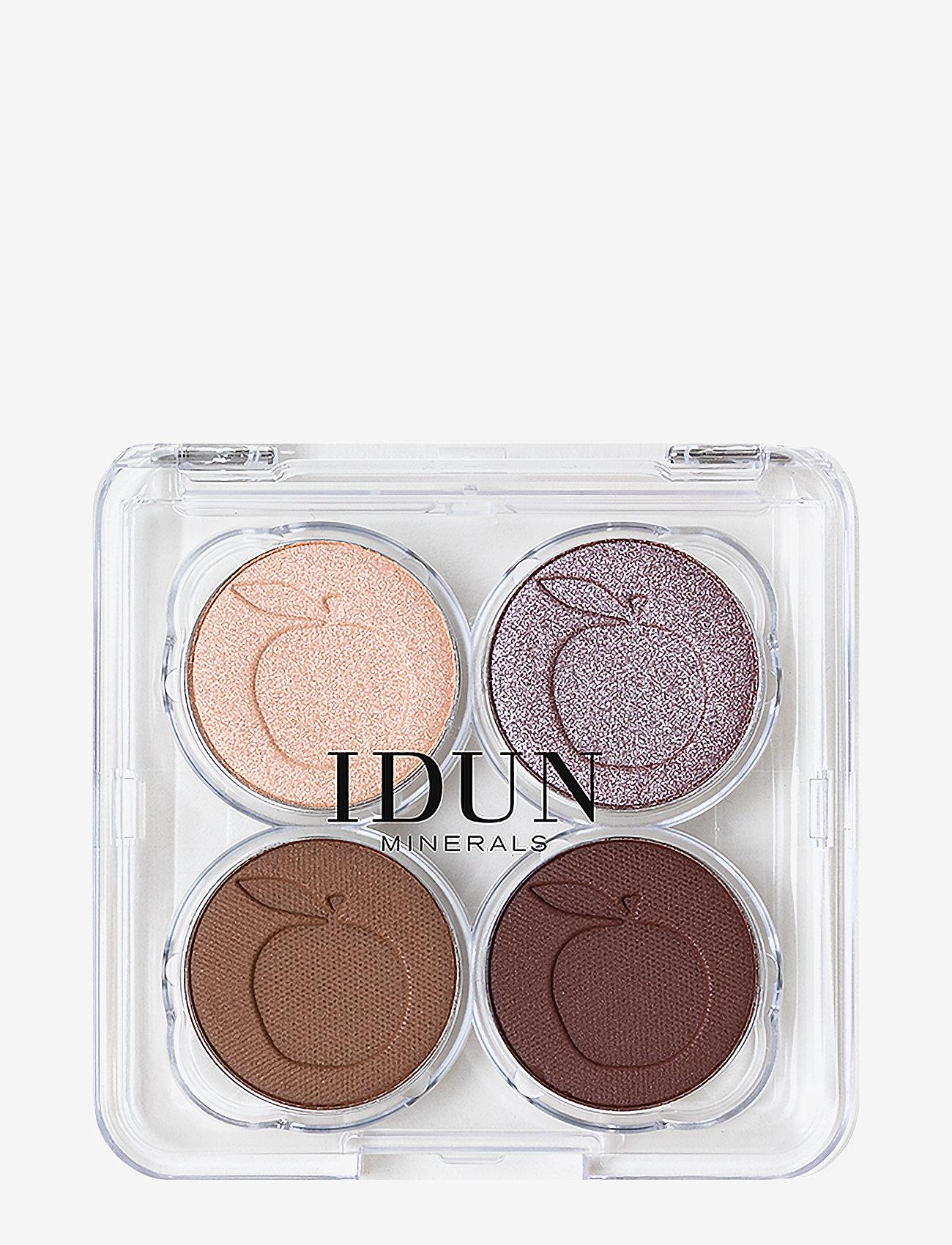 IDUN Minerals - Eyeshadow Lavendel palette - Øjenskyggepalet - multicolor - 1
