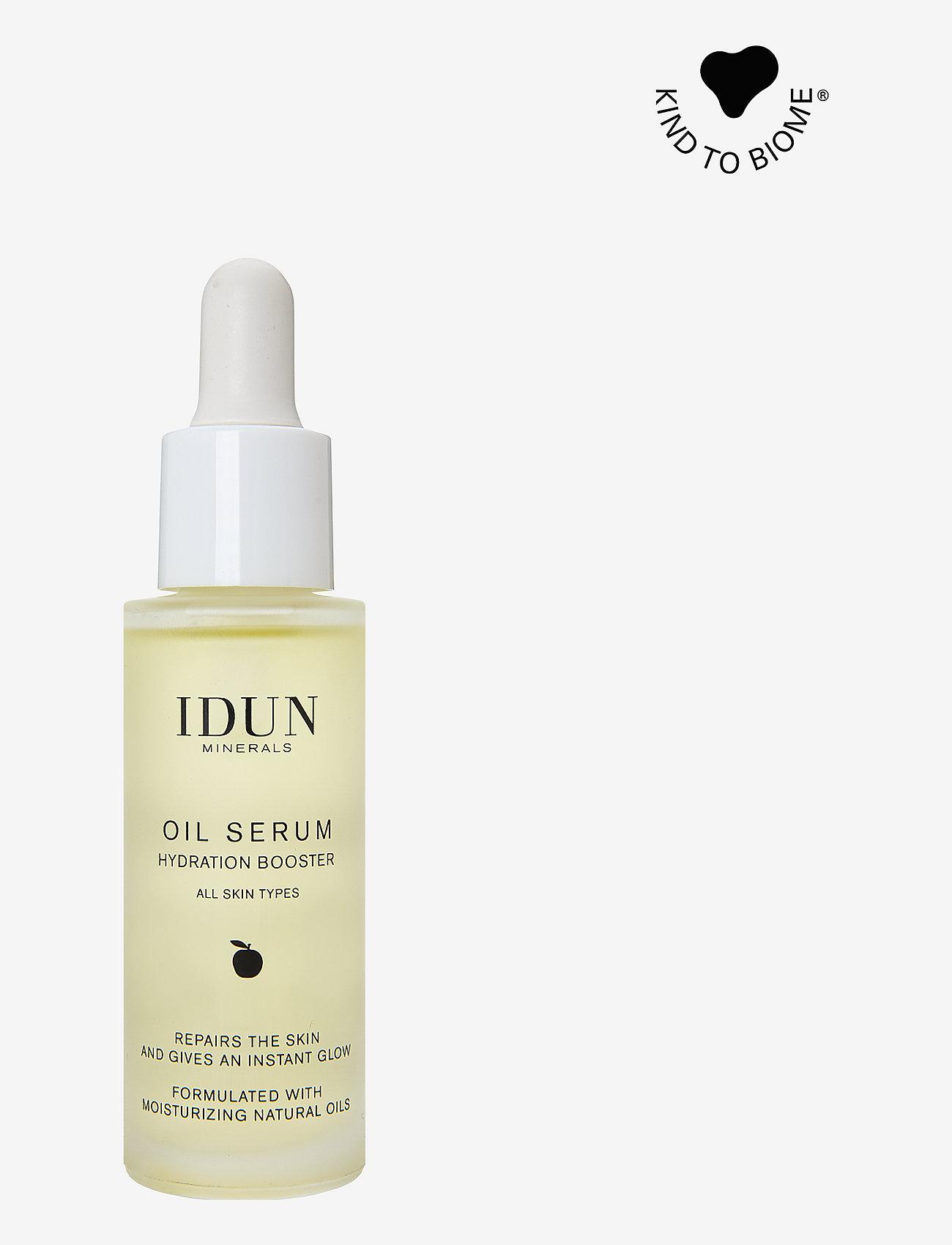 IDUN Minerals - Oil Serum - kasvoöljyt - clear