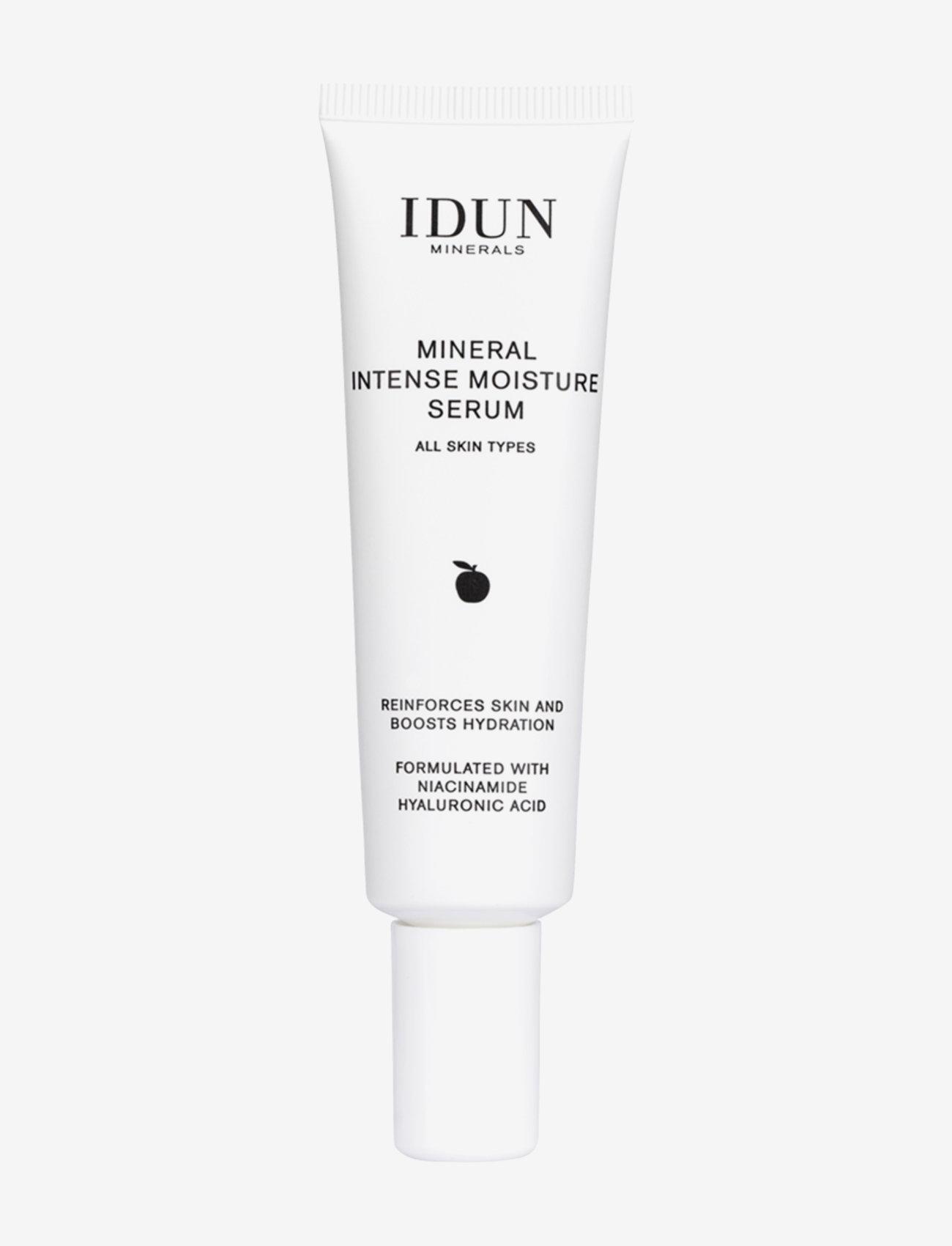 IDUN Minerals - Mineral Intense Moisture Serum - seerumit - clear - 0