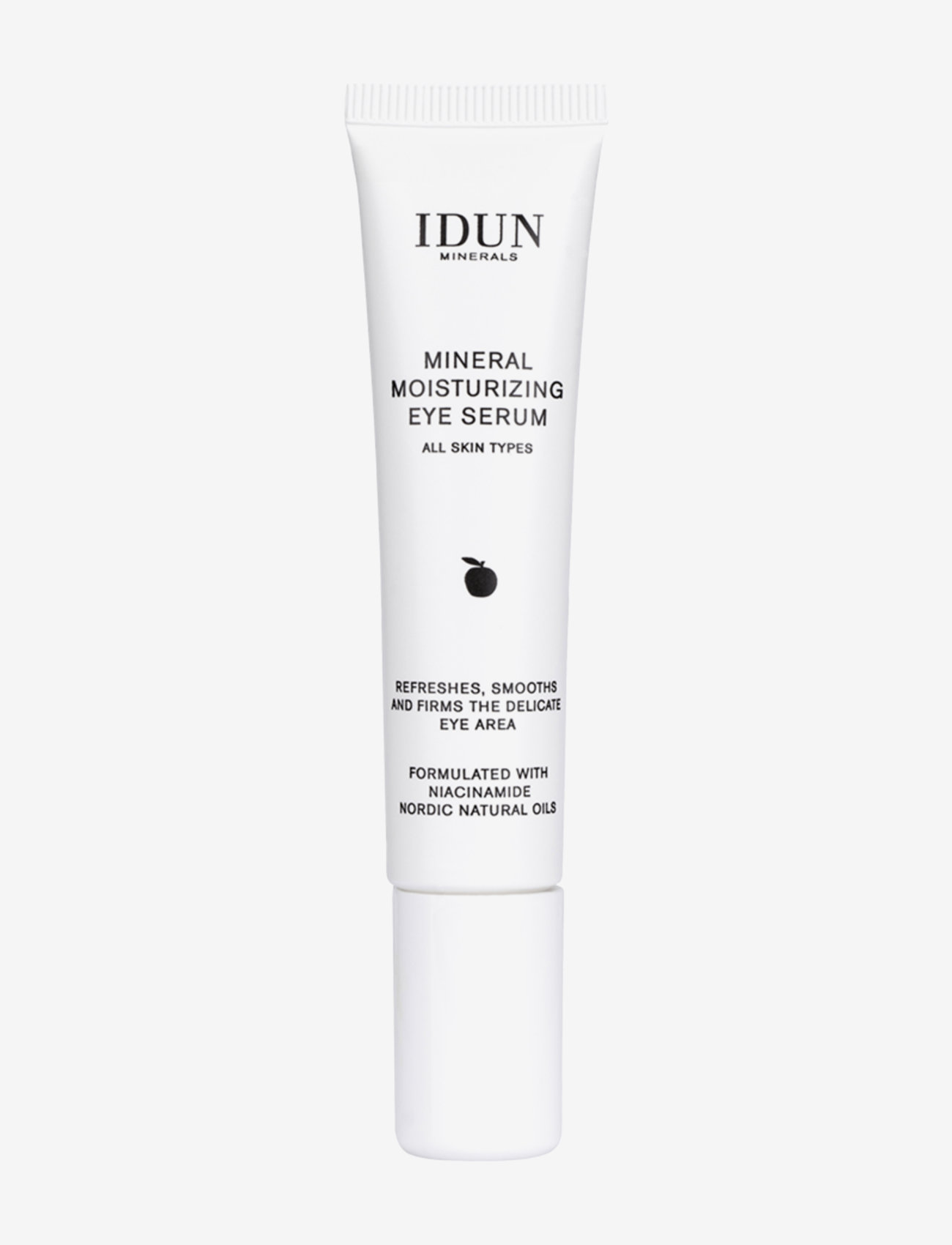 IDUN Minerals - Mineral Moisturizing Eye Serum - seerumit - clear - 0